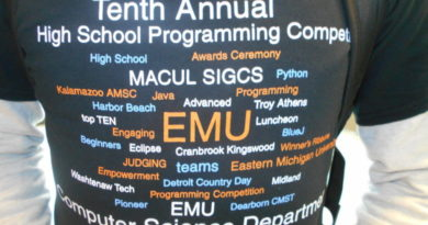 The Results are IN!  2018 Tenth Annual High School Programming Competition