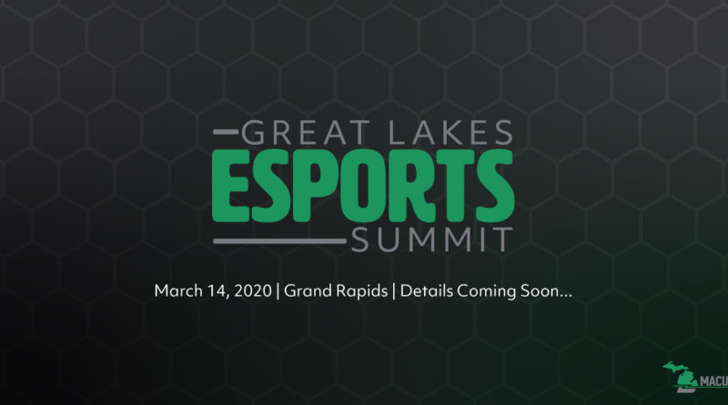 Great Lakes Esports Summit